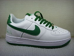 NIKE AIR FORCE 1- GREEN