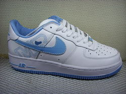 AIR FORCE 1 - LIGHT BLUE