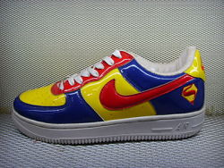 NIKE AIR FORCE 1 - SUPERMAN